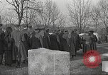 Image of funeral ceremony Virginia United States USA, 1925, second 48 stock footage video 65675061488