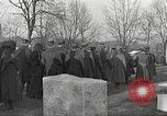 Image of funeral ceremony Virginia United States USA, 1925, second 52 stock footage video 65675061488