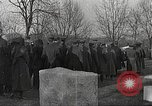 Image of funeral ceremony Virginia United States USA, 1925, second 53 stock footage video 65675061488