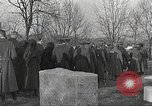 Image of funeral ceremony Virginia United States USA, 1925, second 55 stock footage video 65675061488