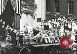 Image of Robert Peary's funeral Virginia United States USA, 1920, second 26 stock footage video 65675061490