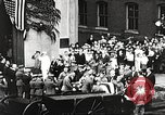 Image of Robert Peary's funeral Virginia United States USA, 1920, second 30 stock footage video 65675061490