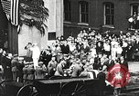 Image of Robert Peary's funeral Virginia United States USA, 1920, second 31 stock footage video 65675061490