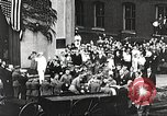 Image of Robert Peary's funeral Virginia United States USA, 1920, second 32 stock footage video 65675061490