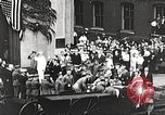 Image of Robert Peary's funeral Virginia United States USA, 1920, second 33 stock footage video 65675061490