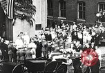 Image of Robert Peary's funeral Virginia United States USA, 1920, second 52 stock footage video 65675061490