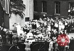 Image of Robert Peary's funeral Virginia United States USA, 1920, second 55 stock footage video 65675061490