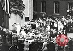 Image of Robert Peary's funeral Virginia United States USA, 1920, second 56 stock footage video 65675061490