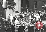 Image of Robert Peary's funeral Virginia United States USA, 1920, second 57 stock footage video 65675061490