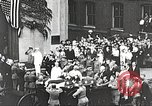 Image of Robert Peary's funeral Virginia United States USA, 1920, second 58 stock footage video 65675061490