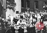 Image of Robert Peary's funeral Virginia United States USA, 1920, second 59 stock footage video 65675061490