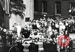 Image of Robert Peary's funeral Virginia United States USA, 1920, second 60 stock footage video 65675061490