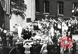 Image of Robert Peary's funeral Virginia United States USA, 1920, second 61 stock footage video 65675061490