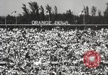 Image of college football game Miami Florida USA, 1944, second 10 stock footage video 65675061498