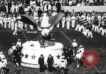 Image of college football game Miami Florida USA, 1944, second 13 stock footage video 65675061498