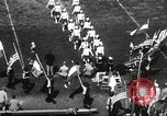 Image of college football game Miami Florida USA, 1944, second 15 stock footage video 65675061498