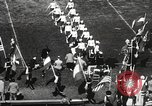 Image of college football game Miami Florida USA, 1944, second 16 stock footage video 65675061498