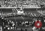 Image of college football game Miami Florida USA, 1944, second 18 stock footage video 65675061498