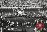 Image of college football game Miami Florida USA, 1944, second 19 stock footage video 65675061498