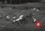 Image of college football game New Orleans Louisiana USA, 1944, second 7 stock footage video 65675061499