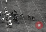 Image of college football game New Orleans Louisiana USA, 1944, second 26 stock footage video 65675061499