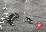 Image of college football game New Orleans Louisiana USA, 1944, second 37 stock footage video 65675061499
