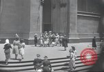 Image of church New York City USA, 1944, second 13 stock footage video 65675061505