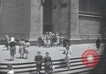 Image of church New York City USA, 1944, second 14 stock footage video 65675061505
