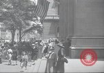 Image of church New York City USA, 1944, second 18 stock footage video 65675061505