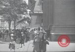 Image of church New York City USA, 1944, second 19 stock footage video 65675061505