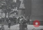 Image of church New York City USA, 1944, second 21 stock footage video 65675061505