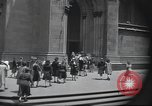 Image of church New York City USA, 1944, second 27 stock footage video 65675061505