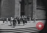 Image of church New York City USA, 1944, second 29 stock footage video 65675061505