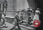 Image of church New York City USA, 1944, second 36 stock footage video 65675061505