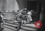 Image of church New York City USA, 1944, second 37 stock footage video 65675061505