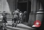 Image of church New York City USA, 1944, second 38 stock footage video 65675061505