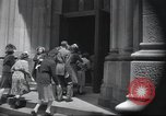 Image of church New York City USA, 1944, second 39 stock footage video 65675061505