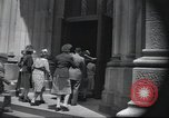 Image of church New York City USA, 1944, second 40 stock footage video 65675061505