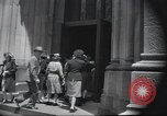 Image of church New York City USA, 1944, second 41 stock footage video 65675061505