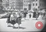 Image of church New York City USA, 1944, second 56 stock footage video 65675061505