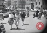 Image of church New York City USA, 1944, second 59 stock footage video 65675061505