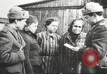 Image of prisoners Poland, 1945, second 1 stock footage video 65675061517