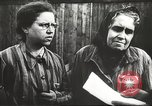 Image of prisoners Poland, 1945, second 11 stock footage video 65675061517