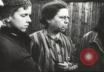 Image of prisoners Poland, 1945, second 13 stock footage video 65675061517
