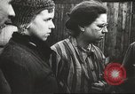 Image of prisoners Poland, 1945, second 14 stock footage video 65675061517