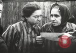 Image of prisoners Poland, 1945, second 17 stock footage video 65675061517