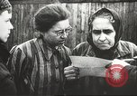 Image of prisoners Poland, 1945, second 18 stock footage video 65675061517