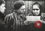 Image of prisoners Poland, 1945, second 21 stock footage video 65675061517