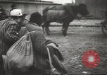 Image of prisoners Poland, 1945, second 27 stock footage video 65675061517