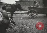 Image of prisoners Poland, 1945, second 28 stock footage video 65675061517